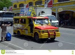 philippine jeep manila jeepney city scape stock illustration image 49020293