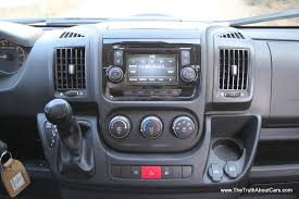Dodge Ram Manual - review 2014 ram promaster cargo van with video the truth