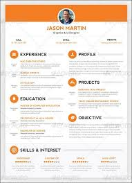 Artistic Resume Templates Free Artistic Resume Template Best 25 Resume Templates Ideas On