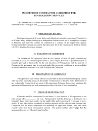 free non disclosure agreement template uk cleaning contracts quotes image quotes at buzzquotescom cleaning housekeeper contract sample housekeeping contract sample