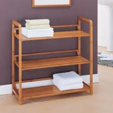 Walmart Bathroom Shelves by Creasian Bath Master Finally Pinterest Bamboo Ladders