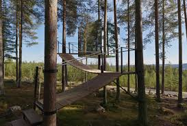 tree hotel sweden the mirrorcube by treehotel in sweden is an exciting hide out among