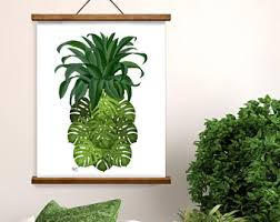 Tropical Decor Tropical Etsy