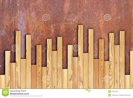 wood floor installation stock images image 34978154