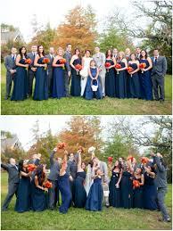 nautical wedding party dallas wedding photographer bridal party navy bridesmaid dresses