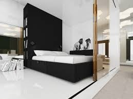 Black And White Home by 5 Small Studio Apartments With Beautiful Design