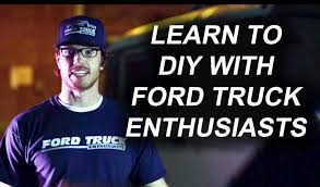 Classic Ford Truck Enthusiasts - ford trucks how to do it yourself youtube