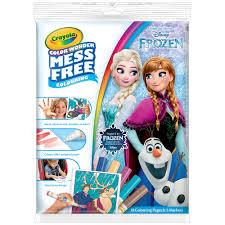 crayola frozen colour kidz gifts