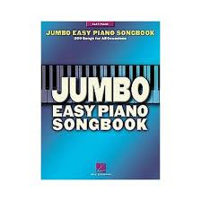 jumbo easy piano songbook 200 songs for all occasions paperback