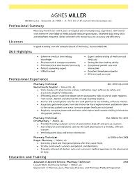 pharmacy technician resume template hospital pharmacy technician resume what objectives to mention in