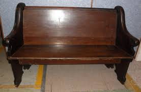 church pew dd381 for sale antiques com classifieds