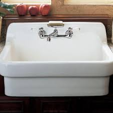 wall mount kitchen faucet kitchens american standard country kitchen sink gallery also