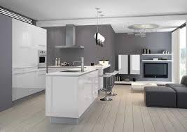 idee cuisine equipee cuisine design ilot central grande cuisines homewreckr co