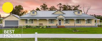 Weatherboard Ranch Style Homes Builders Harkaway Beaconsfield - Country style home designs nsw