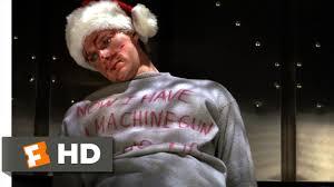 die hard 1 5 movie clip ho ho ho 1988 hd youtube
