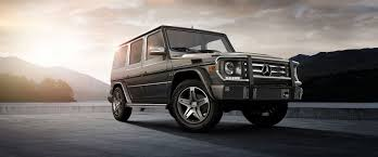 the tried and tested 2017 mercedes benz g class g 550 suv