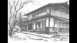 木曽路スケッチ 佐藤章 akira sato japan kisozi original drawing