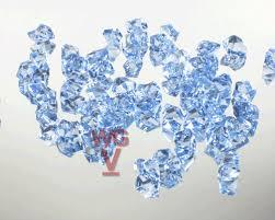 Vase Stones Acrylic Ice Rocks Crystal Gem Stones Wholesale Glass Vases