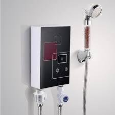 chauffe eau cuisine 6000 w électrique induction chauffe eau du robinet instantanée