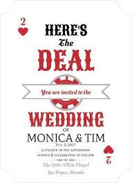 vegas wedding invitations best 25 vegas wedding invitations ideas on budget