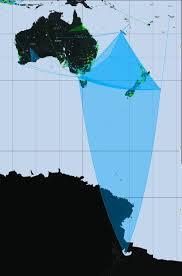 Ingress World Map by First Field To Antarctica Ingress