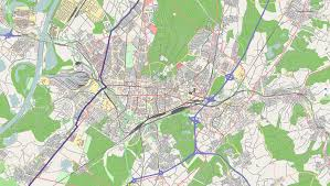Karlsruhe Germany Map by Converting Germany Osm Data Into A Monav Map Points Of Interest
