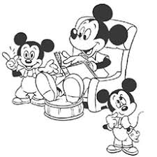mickey mouse free printable coloring pages top 25 free printable mickey mouse coloring pages online