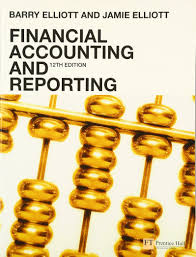financial accounting and reporting amazon co uk mr barry elliott