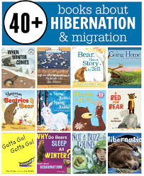 books about hibernation migration and adaptation the measured mom
