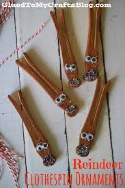 the 25 best reindeer clothespin ideas on clothes pin