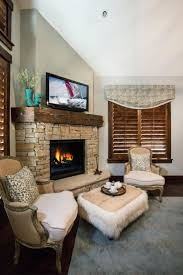 Modern Wall Units With Fireplace Best 25 Stone Fireplace Wall Ideas On Pinterest Stacked Rock