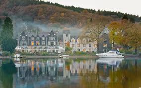 Lake District England Map by Lakeside Hotel U0026 Spa Review Lake District Travel