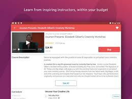 udemy online courses android apps on google play