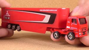tomica mitsubishi long tomica mitsubishi carry art trailer toys r us exclusive toy