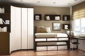 Space Saving Bedroom Teens Bedroom Ideas Minimalis Space By Combining The Bedroom And