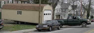 dutch barn style garage