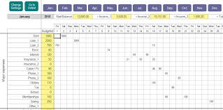 Excel Finance Templates Excel Personal Expense Tracker My Excel Templates