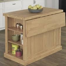 nantucket kitchen island coastal kitchen islands carts you ll wayfair