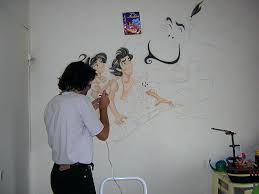 fresque murale chambre fresque murale chambre icallfives com