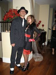Gangster Couple Halloween Costumes 53 Goodwill Couples Halloween Costuemss Images