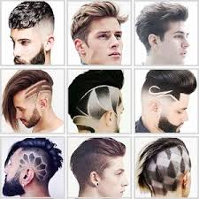 mens haircuts step by step boys men hairstyles and hair cuts 2017 2018 android apps on