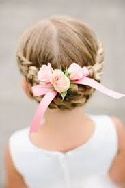 flower girl hair 15 gorgeous flower girl hairstyles girl hairstyles flower and