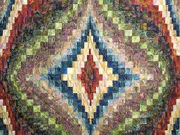 diamond bargello quilt great ably made amish quilts from