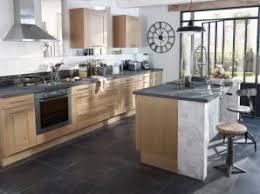 idee cuisine ouverte cuisine et bois black and wood kitchen soul inside