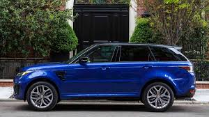 land rover sports car 2016 range rover sport svr road test with photos horsepower