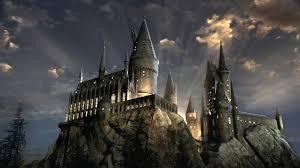 hogwarts castle wallpaper