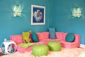 Lime Green And Turquoise Bedroom Lime Green Walls Design Ideas