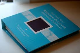 wedding planner binder wedding planning binders the presentation packaging experts