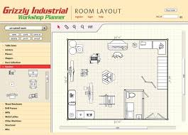 floor layout design shop tools and machinery at grizzly