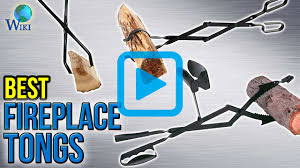 top 8 fireplace tongs of 2017 video review